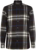 Burberry Brushed Cotton Check Shirt