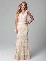 Lara Dresses - 32831 Dress In Champagne