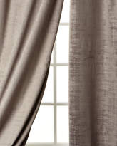 "Dian Austin Couture Home Manhattan Velvet Curtain, 96""L"