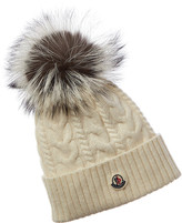 Moncler Wool & Cashmere-Blend Hat