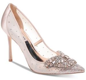 Badgley Mischka Quintana Evening Pumps Women's Shoes