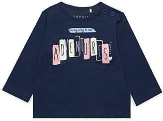 Esprit Baby Girls' RM1005109 T-Shirt,(Size: 80)