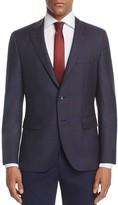 BOSS Tri-Windowpane Regular Fit Sport Coat