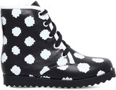 Sophia Webster Wiley polka dot-print boots 2-8 years