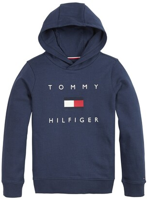 Tommy Hilfiger Organic Cotton Hoodie, 10-16 Years