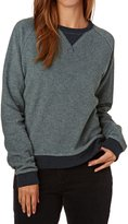 Swell Illy Supersoft Reverse Crew Sweatshirt