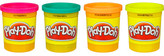 Playdoh 4 Tub Pack Assorted