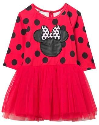 Pippa Pastourelle by and Julie Disney Minnie Polka Dot Tutu Dress (Toddler & Little Girls)