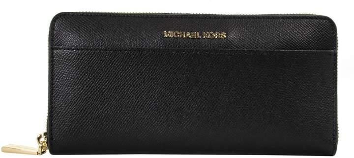 3ee13bab1d06 Michael Kors Jet Set Wallet - ShopStyle