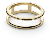 Shinola Women's Coin Edge Ring