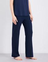 Hanro Hélène stretch-jersey pyjama bottoms
