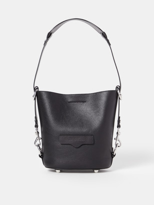 Rebecca Minkoff Small Utility Convertible Bucket Bag
