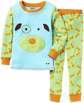 Skip Hop Dog Zoojamas Pajamas (Toddler/Kid) - Multi-4T