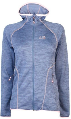 Millet Womens Tweedy Full Zip Fleece Top