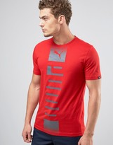 Puma Rebel T-Shirt In Red 83835609