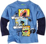 Sesame Street Children's Apparel Network Little Boys' T-Shirt