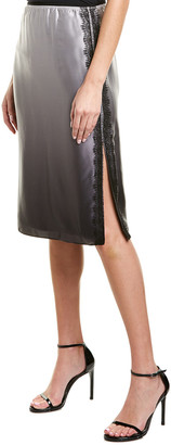 Jason Wu Charmeuse Silk Skirt