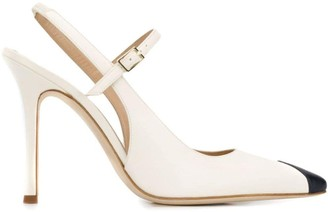 Alessandra Rich Pointed Pumps