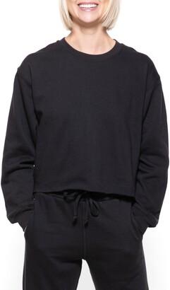 Sub Urban Riot Gigi Crop Sweatshirt