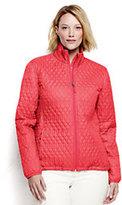 Classic Women's Plus Size Primaloft Packable Jacket-Hot Fuchsia