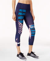 Under Armour Mirror Printed StudioLux Capri Leggings