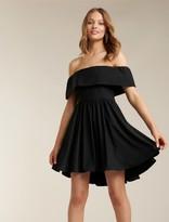 Ever New Tara Off-Shoulder Prom Dress