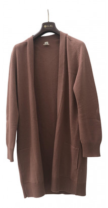 Hermes Pink Cashmere Knitwear