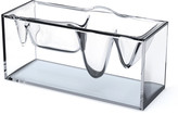 Lexon Liquid Station Desktop Organiser - Crystal