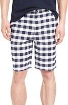 Lacoste Men's Gingham Golf Shorts