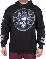 Famous Stars & Straps Men's Onlooker Pullover Hoodie-Large