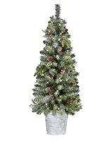 Glucksteinhome Arcadia Cashmere 4.5ft Porch Tree