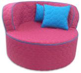 Fun Furnishings Throw Back Kids Novelty Chair