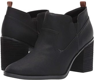 Dr. Scholl's Lanie (Black Smooth) Women's Shoes