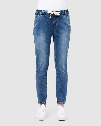 Ripe Maternity Women's Jeans - Denim Jogger - Size One Size, XS at The Iconic