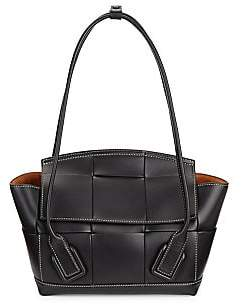 Bottega Veneta Women's Arco Leather Satchel