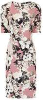 Wallis Little Mistress Rose Lily Bodycon Dress