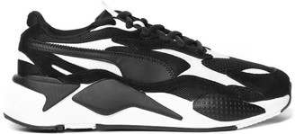 Puma Select Rs-x Super White & Black Sneakers