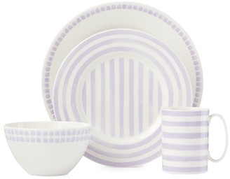 Kate Spade Charlotte Street North Place 4-Piece Place Setting