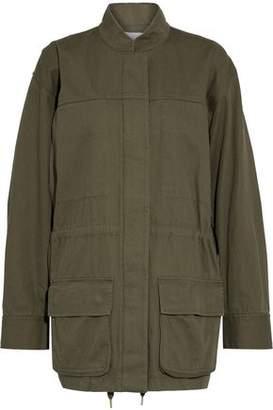 Alexander Wang Cotton-gabardine Jacket