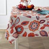 """Crate & Barrel Anju 60"""" Square Tablecloth"""