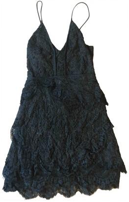 Isabel Marant Anthracite Lace Dresses