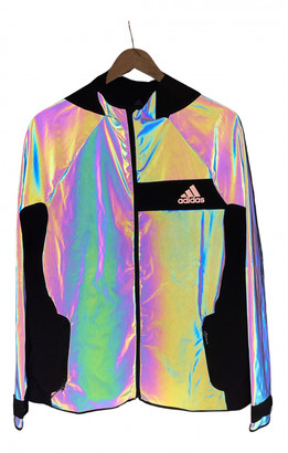 adidas Silver Synthetic Jackets