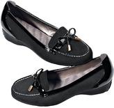Avon Cushion Walk® Patent Trim Loafer