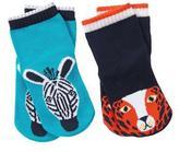 Gymboree Safari Socks 2-Pack