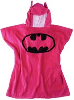 Intimo Batgirl Hooded Poncho (Little Girls)