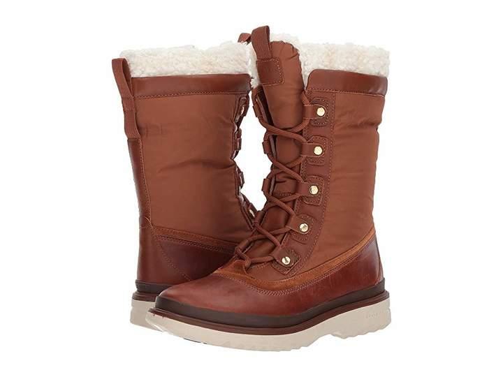 Cole Haan Millbridge Lace-Up Boot Waterproof Women's Shoes