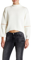 Asilio Fierce Warrior Knit Pullover Sweater