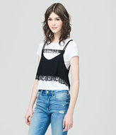 Aeropostale Womens London 2-Fer Tee Shirt