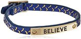 BCBGeneration Believe Blue Id Bracelet