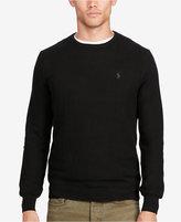 Polo Ralph Lauren Men's Pima Crew Neck Sweater, a Macy's Exclusive Style